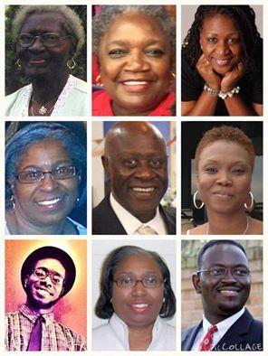 victims of Charleston massacre