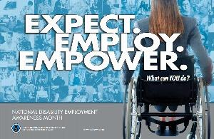 Expect. Employ..Empower.